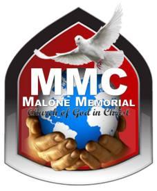 Malone Memorial logo